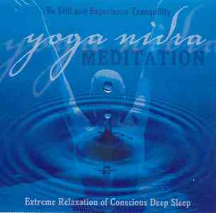 Basic Yoga Meditation CD and Yoga Nidra Meditation CD