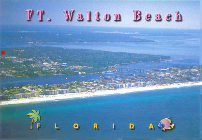 Ft Walton Fl Condos On Beach