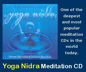 Yoga Nidra Meditation CD by Swami Jnaneshvara